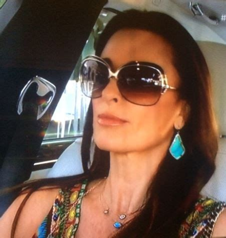 kyle richards spike bracelets seasons cars and sunglasses on pinterest