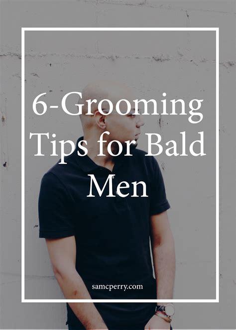 grooming tips  bald men mens fashion haircuts