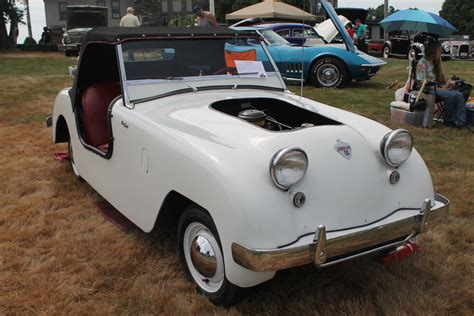 The Crosley Hotshot America S First Compact Car