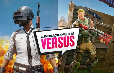 fortnite vs battlegrounds battlegrounds vs fortnite petters blogg gamereactor