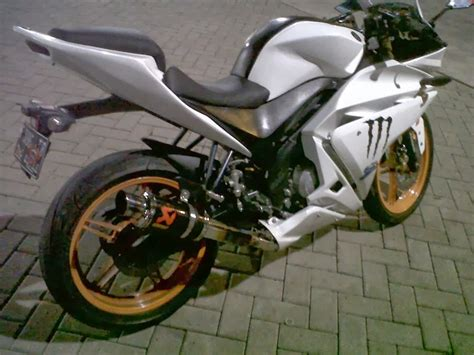 Sparepart Yamaha Vixion Lightning gambar modifikasi motor yamaha new vixion lightning modifikasi motor terbaru gambar motor 2014