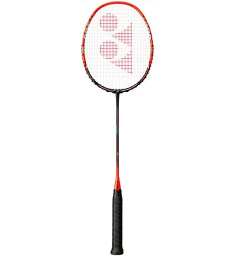 yonex nanoray z speed badminton racket orange