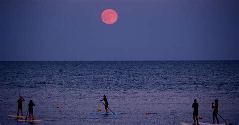 strawberry moon   full moon  june