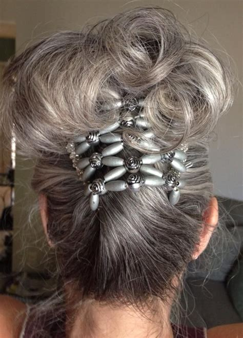 1000 images about getting grace on gray hair aging gracefully and