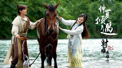 dramacool eng sub the legend of the condor heroes 2017 episode 40 english