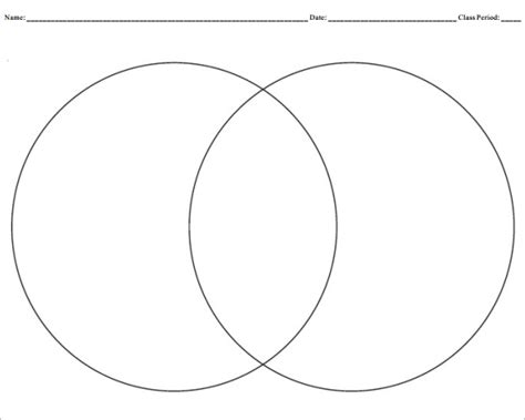 Venn Diagram Template Editable World Of Diagrams Editable Venn Diagram Template