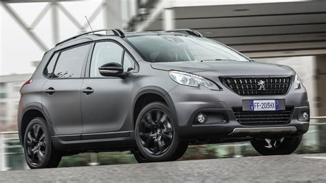 peugeot 2008 black peugeot 2008 black matt italy youtube