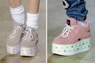 light up shoes topshop ashish collaborates with topshop again fashion