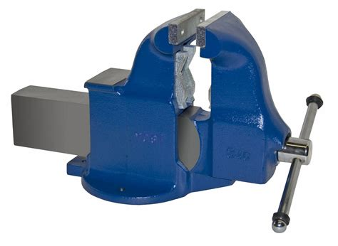 pipe bench vise yost vises 134c 6 quot heavy duty combination pipe bench