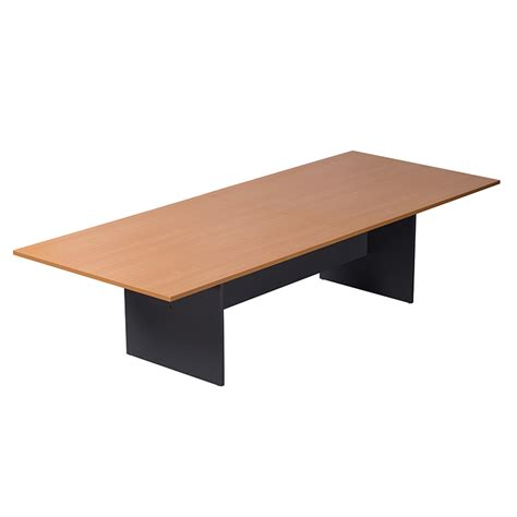 Office Furniture Meeting Table Corporate Meeting Table 3200mm X 1200mm Value Office Furniture