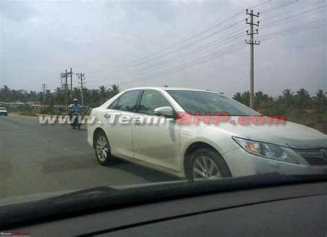 Used Toyota Camry India Toyota Launching Hybrid Camry In India Now With Scoop Pic