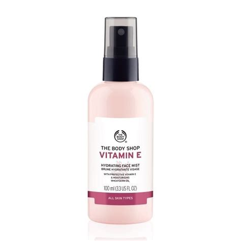 skincare vitamin e hydrating mist the shop