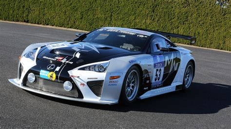 lexus racing car 2014 gazoo racing lexus lfa code x race car 100455746 h jpg