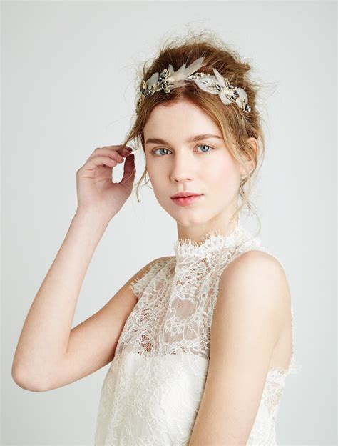 Wedding Hair Accessories With Feathers by 10 Hair Accessory Designers You Need To About