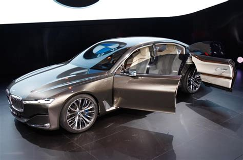 future bmw 7 series bmw 7 series previewed in concept autocar