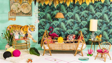 Ambiance Jungle Tropicale by Top 11 Des Ambiances Pour Chambres D Enfants Quot Ma