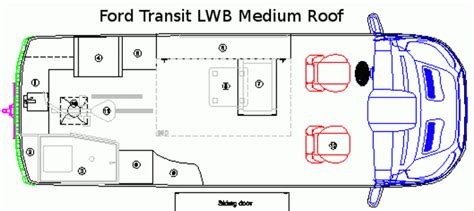 conversion van floor plans cargovanconversion a custom van conversion