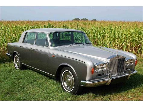 rolls royce silver shadow 1967 rolls royce silver shadow for sale classiccars com