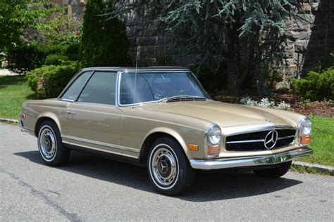 1969 mercedes 280sl 1969 mercedes 280sl stock 20355 for sale near