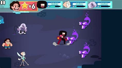 steven universe attack the light mobile of the week steven universe attack the