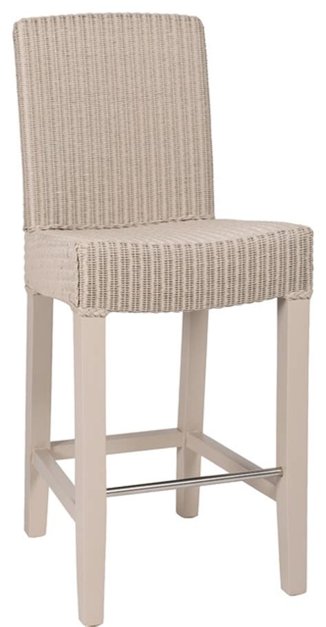 Lloyd Loom Bar Stools by Montague Lloyd Loom Bar Stool