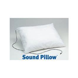 Noise Pillow by Sound Pillow