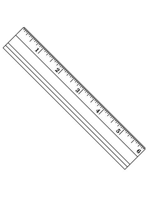 free coloring pages of centimeter ruler ruler coloring pages free printable ruler coloring pages