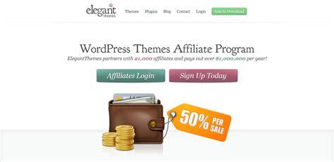 template affiliate program top templates plugins affiliate programs