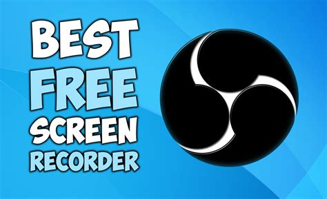 best free best free screen recorder 2017