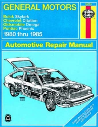 buick skylark x cars 1980 to 1985 haynes automotive repair manual buick lisle magnetic glove dispenser the your auto world com dot com
