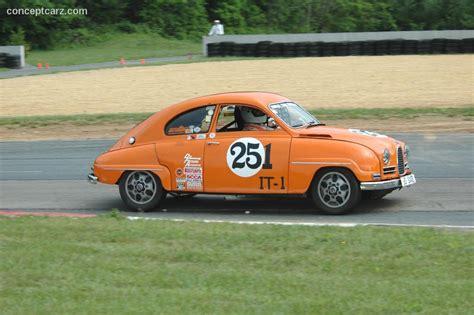 1960 saab 93f at the zippo u s vintage grand prix at