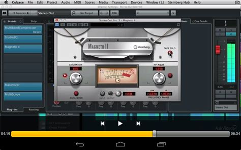 mastering toolbox for cubase 1 0 apk