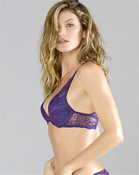 Gisele Bundchen Debuts Shoe Line The Superficial Because Youre by Gisele Bundchen Works In Purple Lace