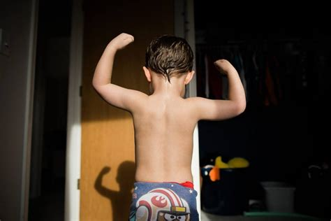 very young boys in undies childhood cancer is not okay