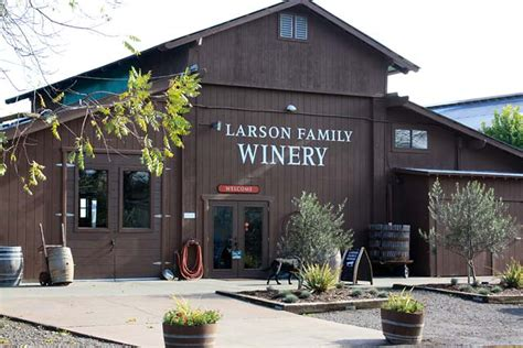 friendly wineries family friendly wineries larson family winery in sonoma marin mommies