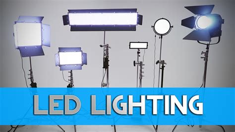 Dvtv Led Lighting For Filmmaking Video Production