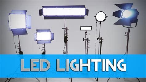 Dvtv Led Lighting For Filmmaking Video Production What Is The Best Led Lighting