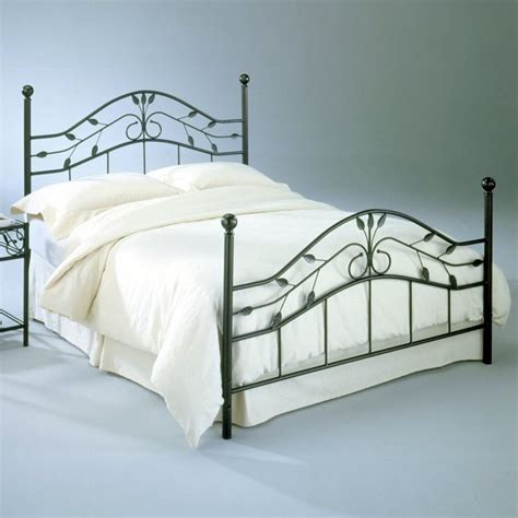 iron headboards twin twin beds frames fashion group sycamore metal poster