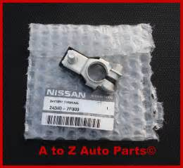 Nissan Altima 2001 Battery 2001 2012 Nissan Top Post Battery Terminal End
