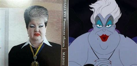 how to judge by what they look like books this judge looks like ursula from the mermaid