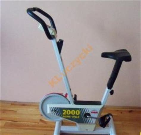 rower treningowy york fitness 2000 home cycle bcm