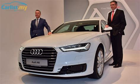Audi S3 Malaysia by 2015 Audi A6 Launched In Malaysia Prices From Rm325k For