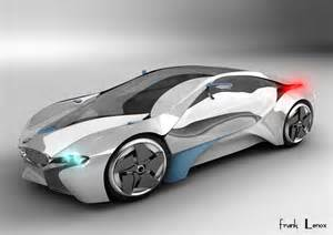 bmw i8 concept car by franklenox on deviantart