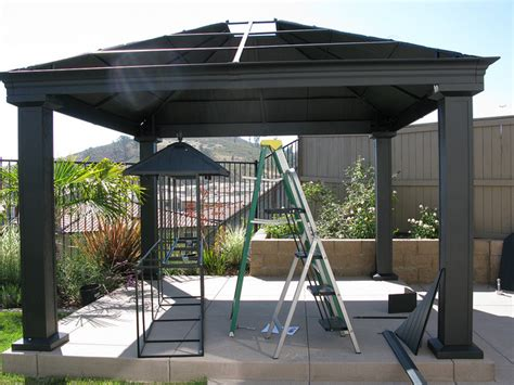 royal hardtop gazebo royal hardtop gazebo costco images