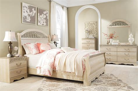 catalina bedroom furniture catalina sleigh bedroom set from ashley b196 74 77 96
