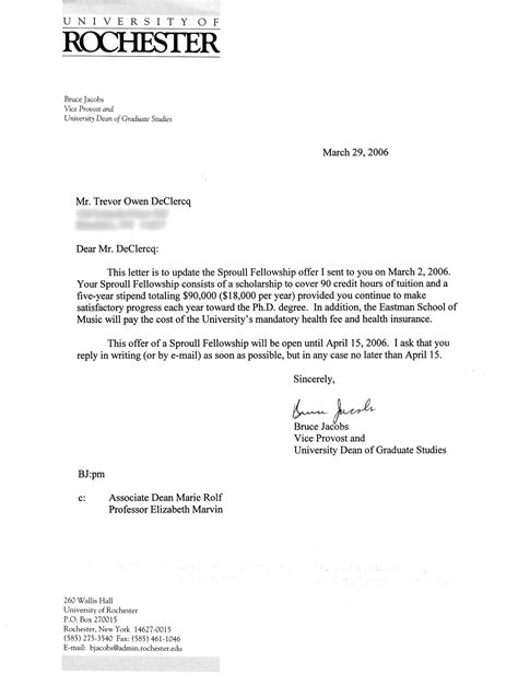 Award Letter Des Statement Of Interest Sle Letter Image Collections Letter Format Exles