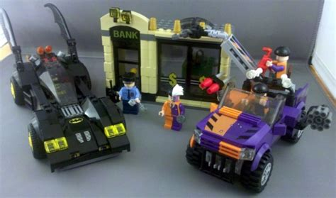Lego Two Faces Car Part Out Set 6864 lego dc heroes review the batmobile and the two