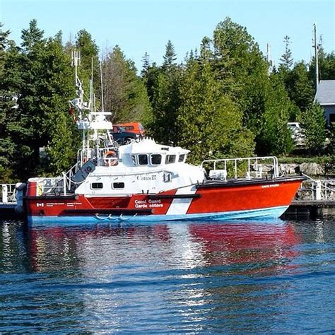 canadian coast guard boats canadian coast guard quot self righting quot virtually coast