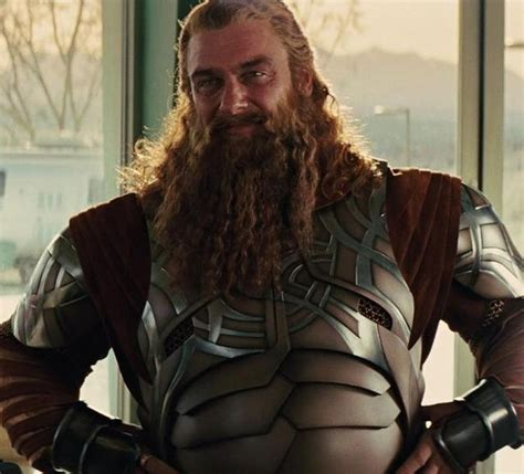 thor movie volstagg ni marvel star ray set for box office smash with the