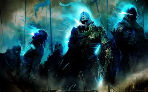 Are Ghosts Living In Your Computer by Guild Wars 2 Wallpapers 1920x1080 Wallpaper Cave